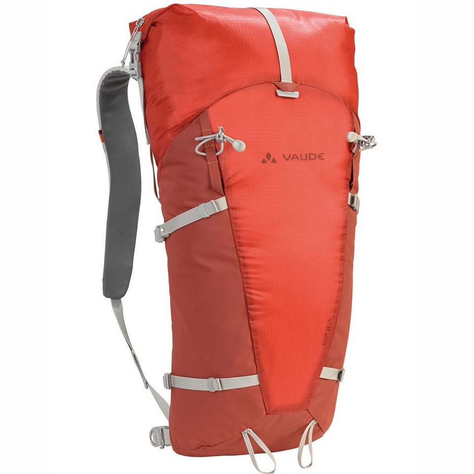 VAUDE Trek & Trail Scopi 22 LW Rucksack 54 cm in lava