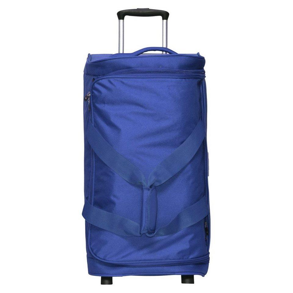 Samsonite Dynamo 2-Rollen Reisetasche 77 cm in royal blue