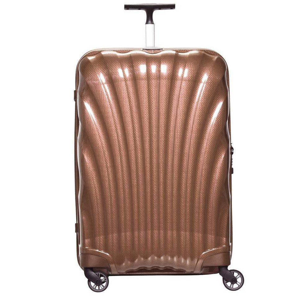 Samsonite Samsonite Cosmolite 3.0 Spinner FL2 4-Rollen Trolley 86 cm in coppercolored blush