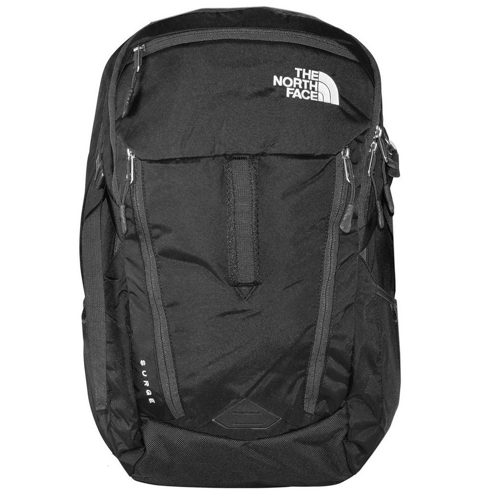 The North Face Outdoor Surge Rucksack 50 cm Laptopfach in tnf black