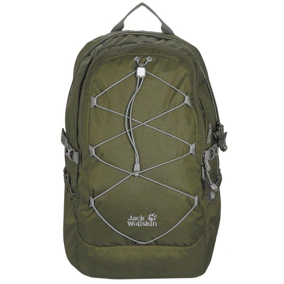 Jack Wolfskin Jack Wolfskin Daypacks & Bags Daytona 30 Rucksack 52 cm Laptopfa in burnt olive