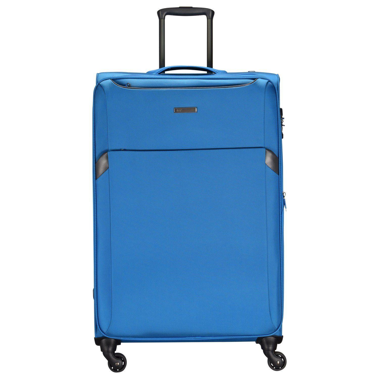 d & n Travel Line 7604 4-Rollen-Trolley 68 cm