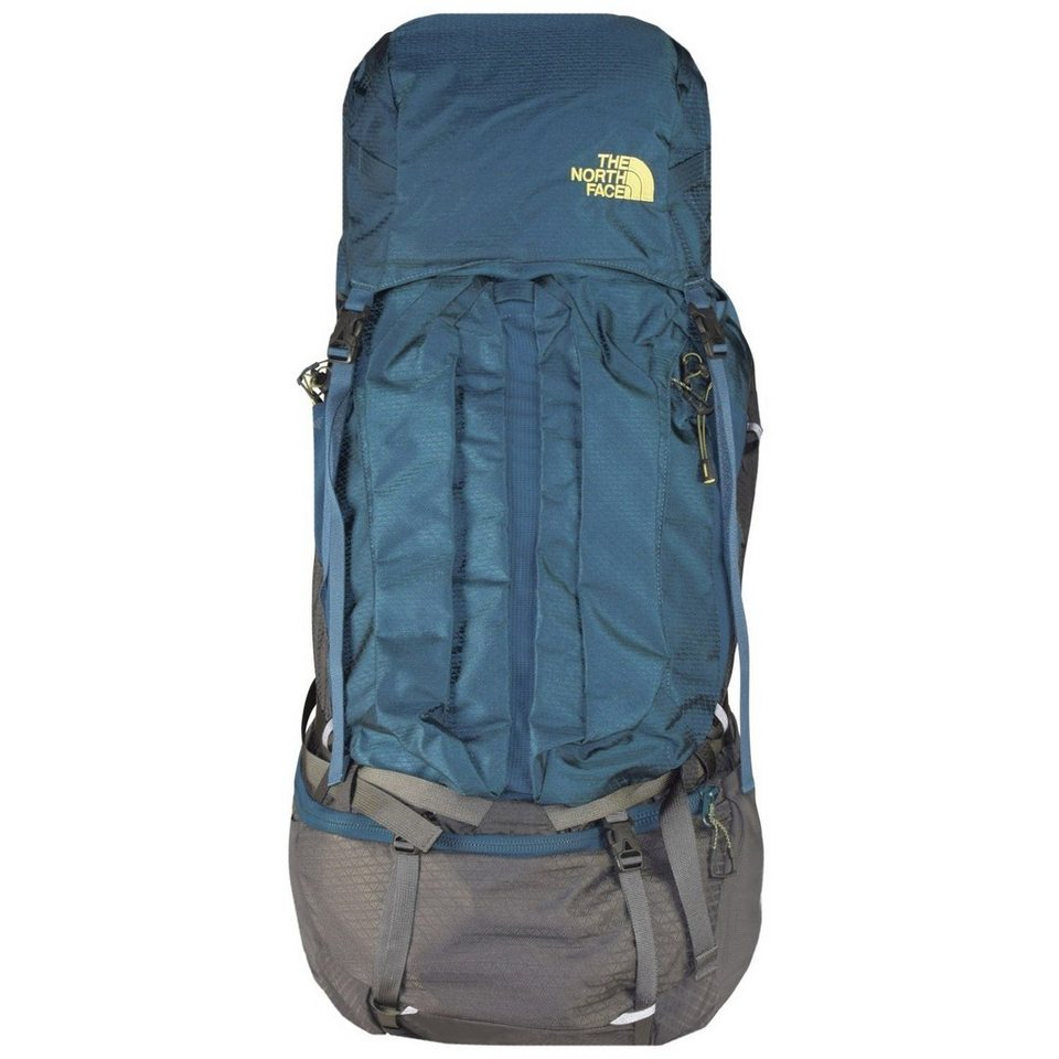 The North Face Fovero 85 Rucksack 50 cm in monterey blue - gold