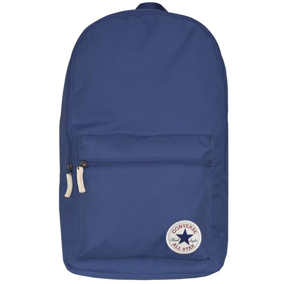 CONVERSE Core Poly Backpack Rucksack 45 cm in converse navy