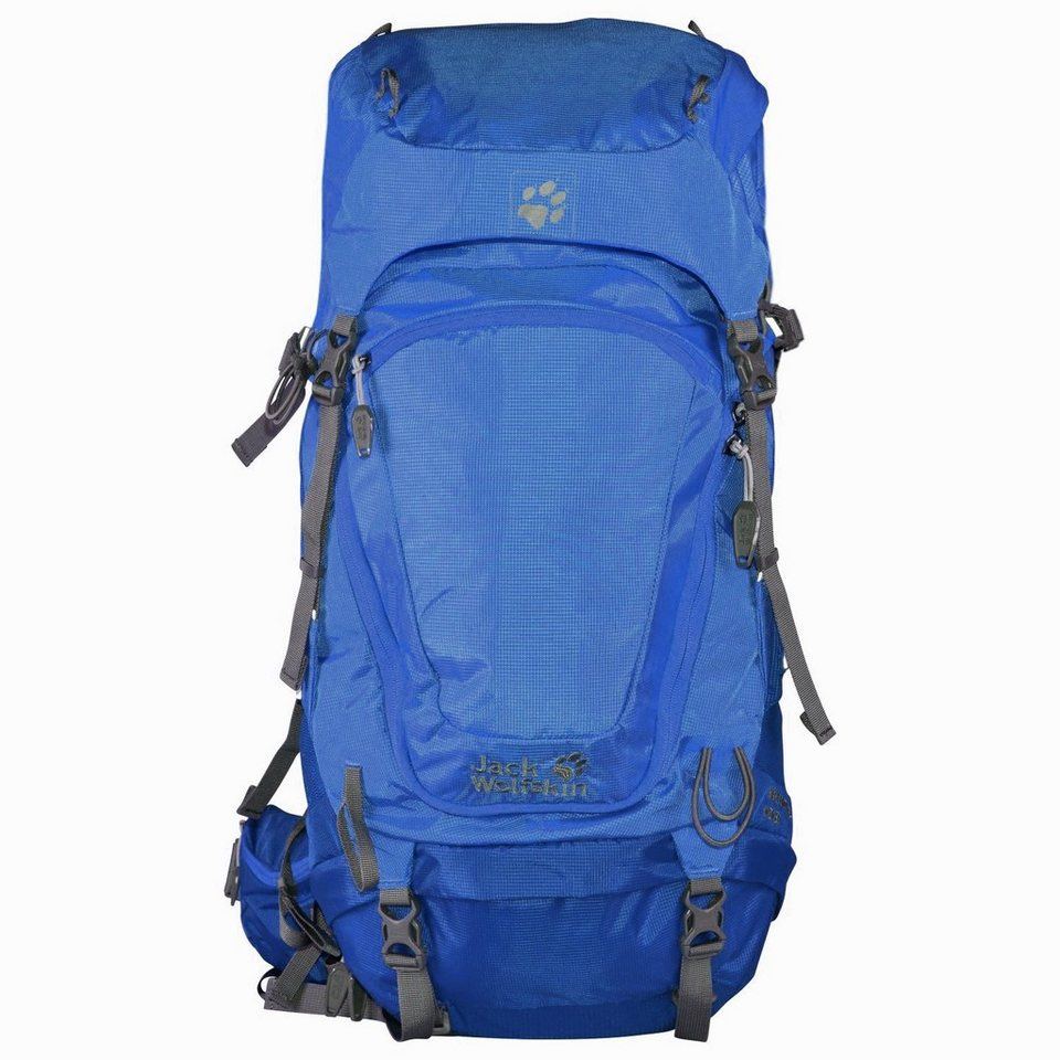 Jack Wolfskin Daypacks & Bags Highland Trail 34 Rucksack 65 cm in peacock blue
