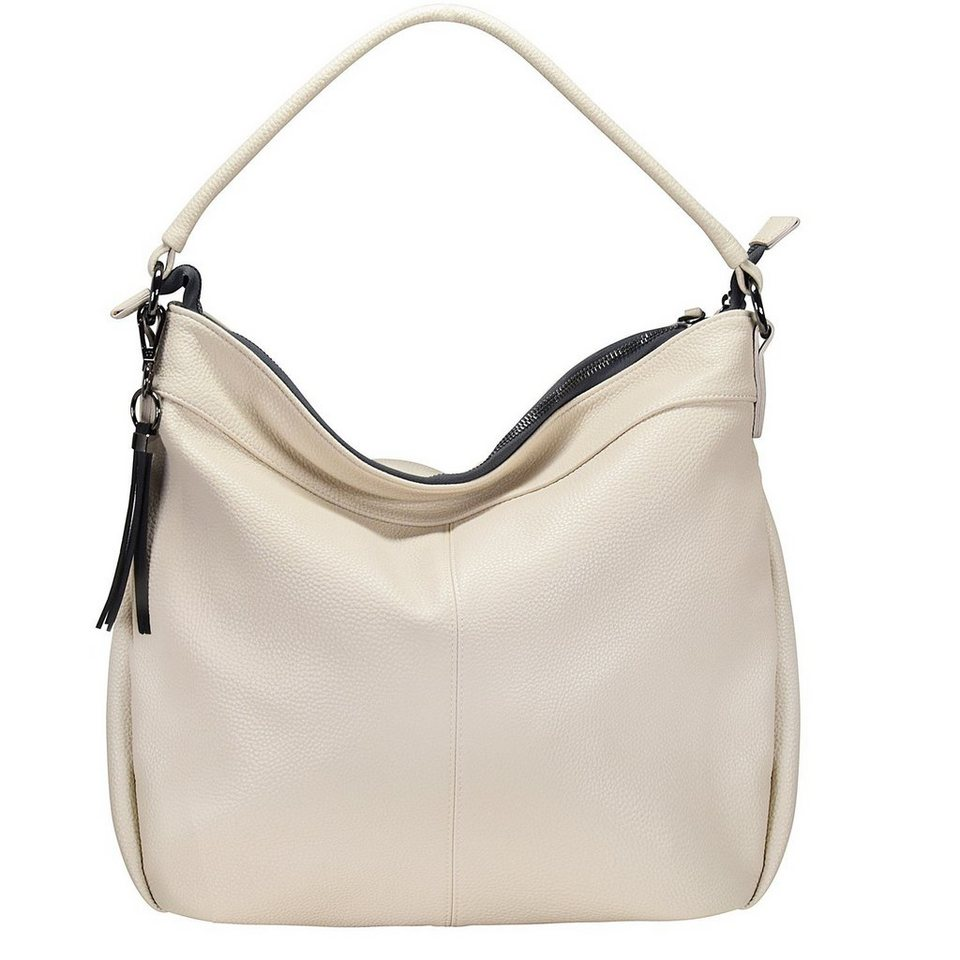 Paul's Boutique Alexa Schultertasche 39 cm in ivory