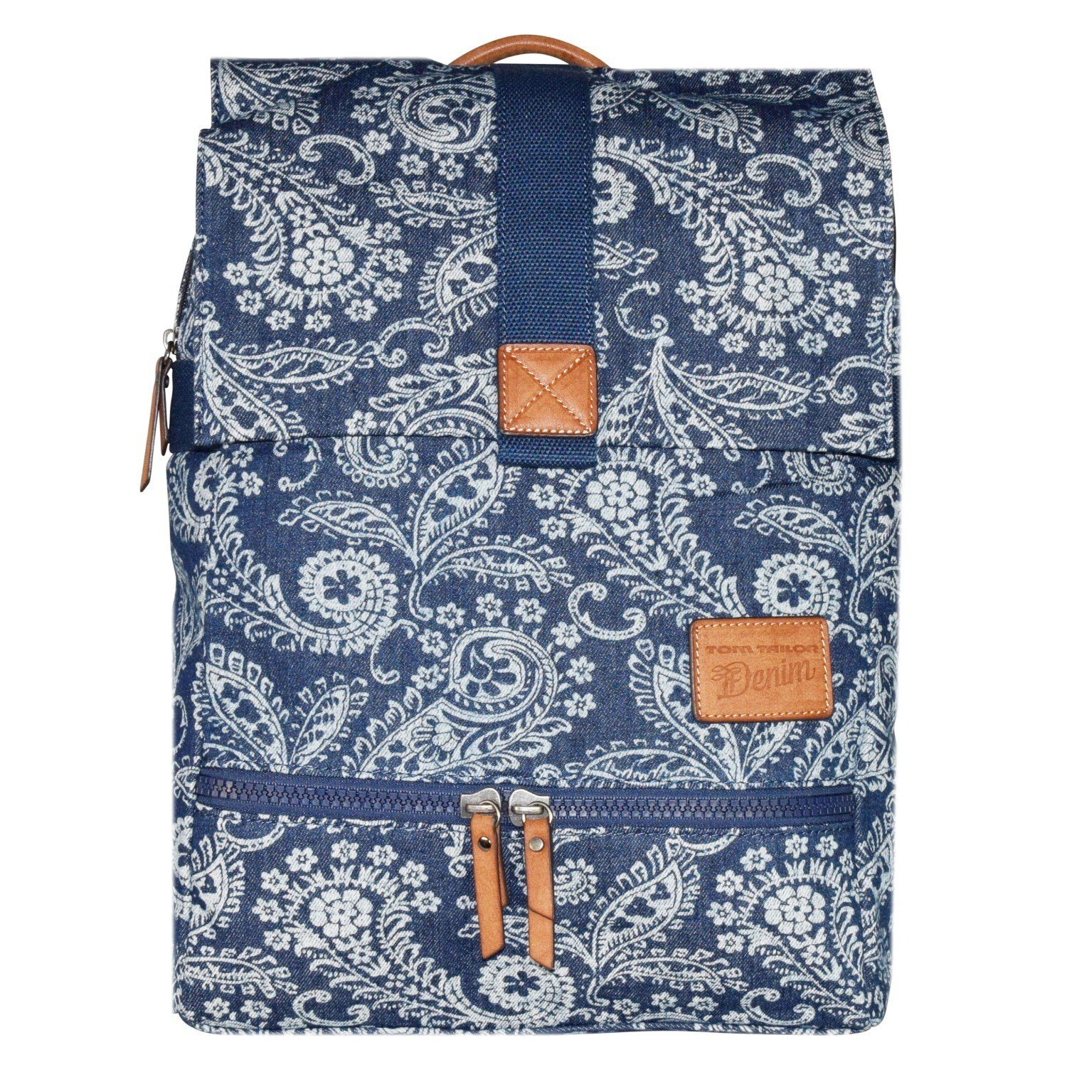 TOM TAILOR Denim Madison City Rucksack 42 cm
