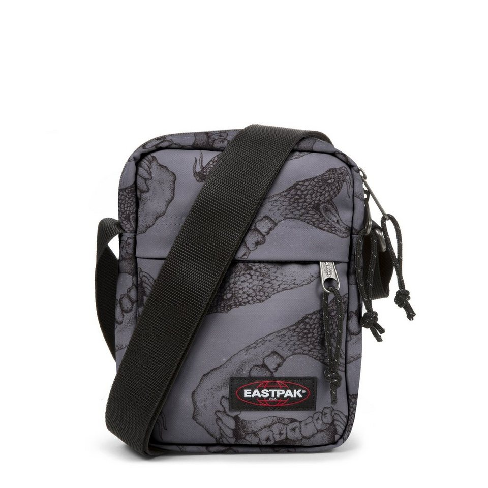 EASTPAK Authentic Collection The One 16 Umhängetasche 16,5 cm in dark snakes