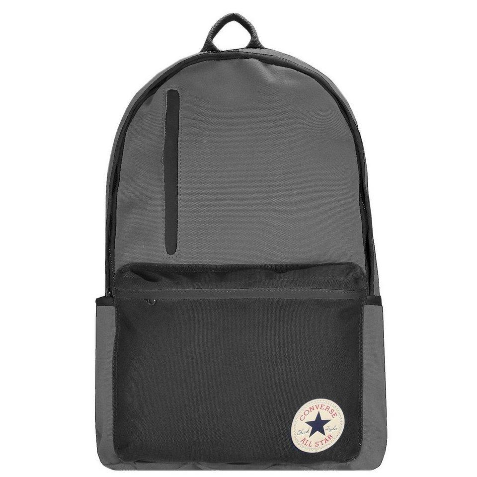CONVERSE Converse Core Plus Canvas Original Backpack Rucksack 46 cm in converse black -conv