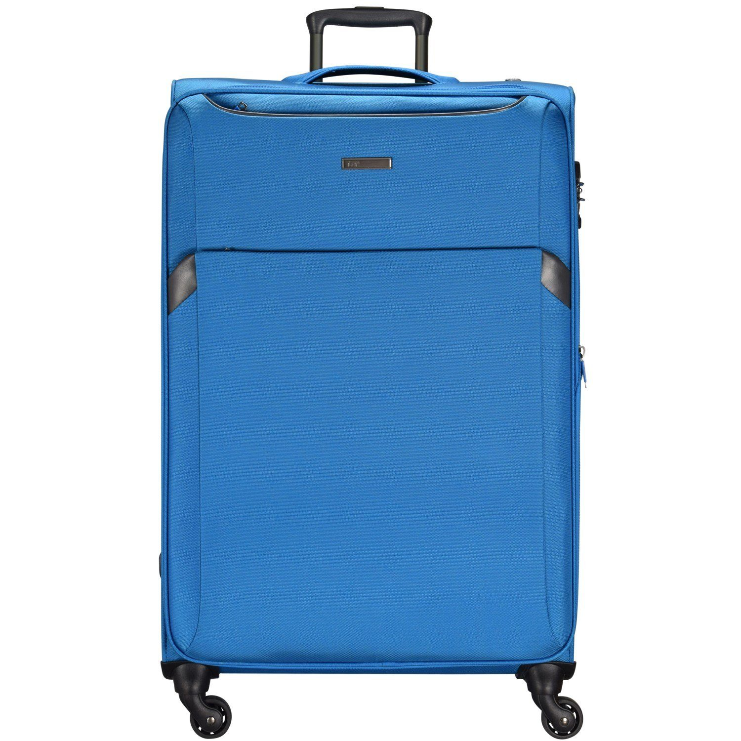 d & n Travel Line 7604 4-Rollen-Trolley 78 cm