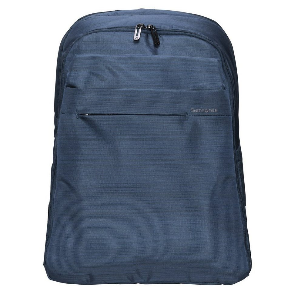 Samsonite Network 2 SP Business Rucksack 42 cm Laptopfach in navy blue