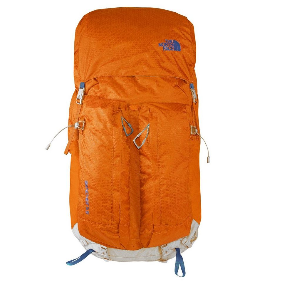 The North Face The North Face Outdoor Banchee 50 LXL Rucksack 66 cm in papaya orange-estate