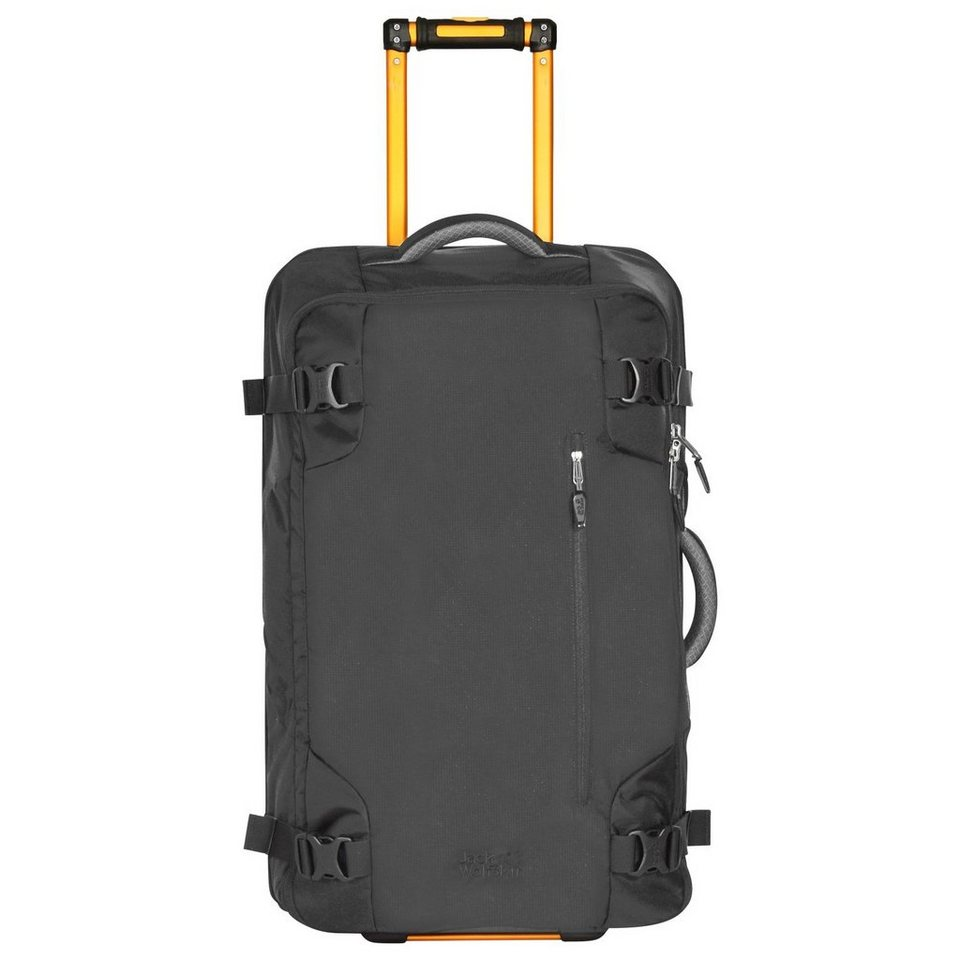Jack Wolfskin Jack Wolfskin Travel Gear Railman 80 2-Rollen Trolley 74 cm in black