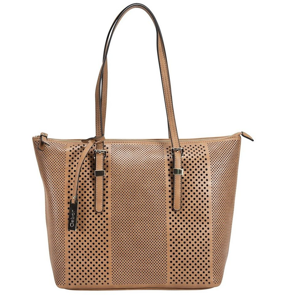 GABOR Adele Shopper Tasche 40 cm in taupe