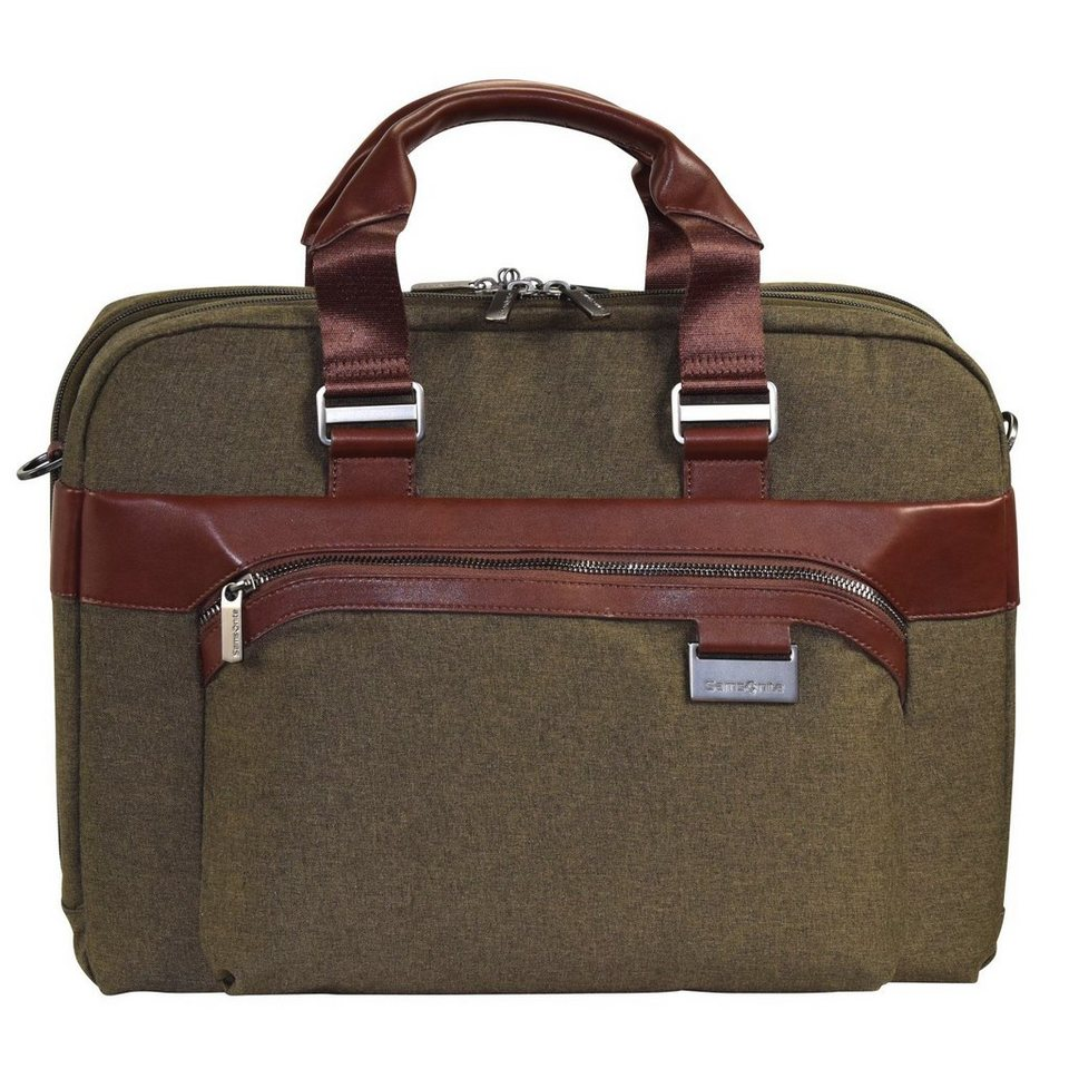Samsonite Samsonite Upstream Business Aktentasche 42,5 cm Laptopfach in natural
