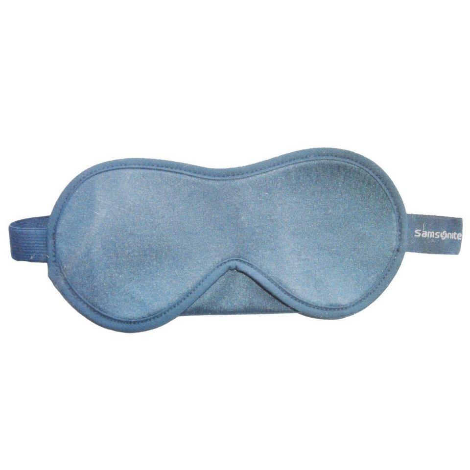 Samsonite Samsonite Travel Accessories Schlafmaske in graphite