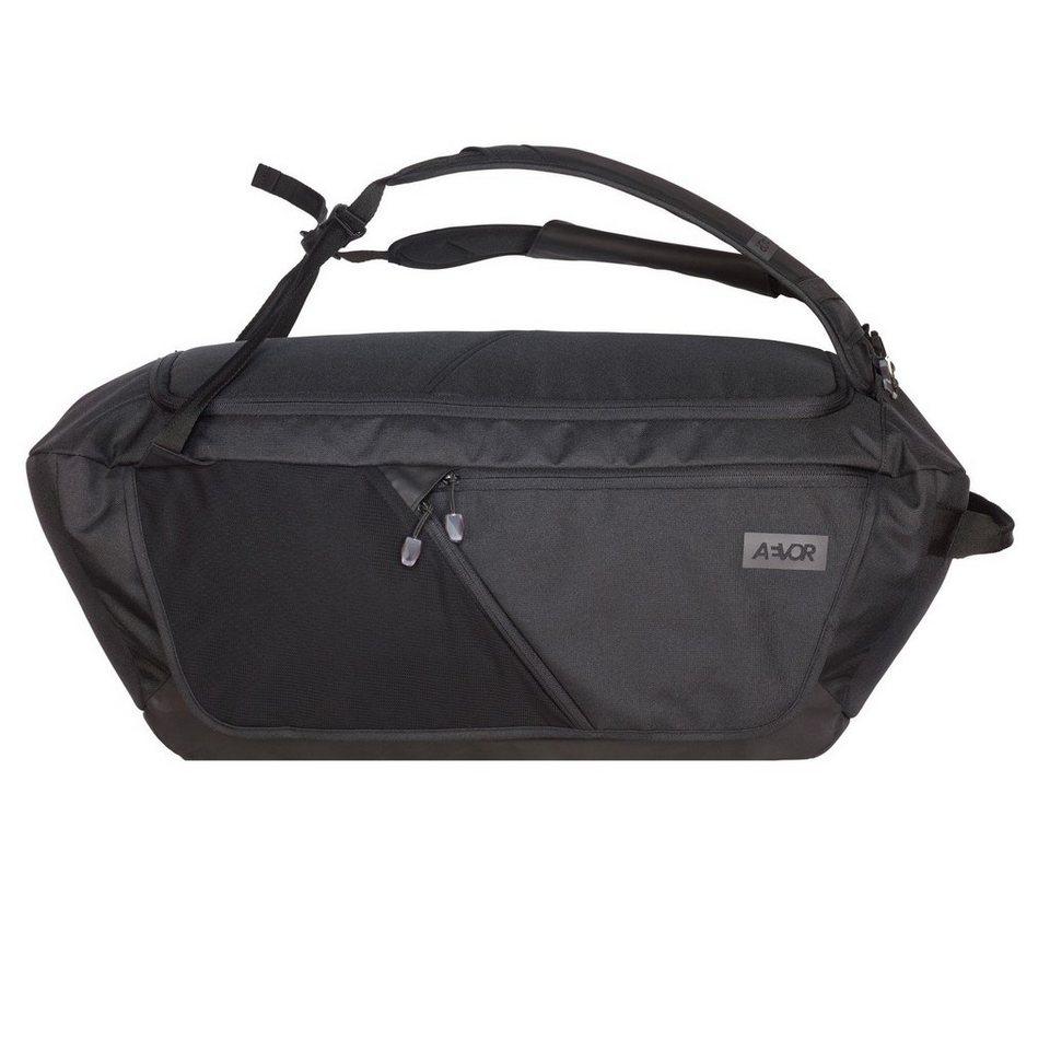 AEVOR Aevor Duffle Bag Sporttasche 75 cm in black eclipse