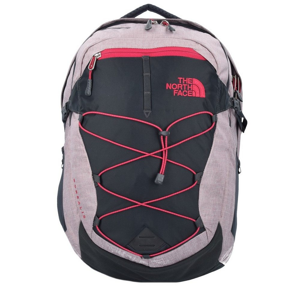 The North Face The North Face Base Camp Womens Borealis Rucksack 48 cm Laptopfa in quail grey high rise