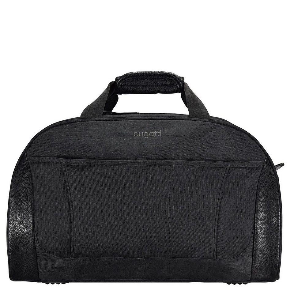 Bugatti bugatti Cosmos Reisetasche 50 cm in schwarz