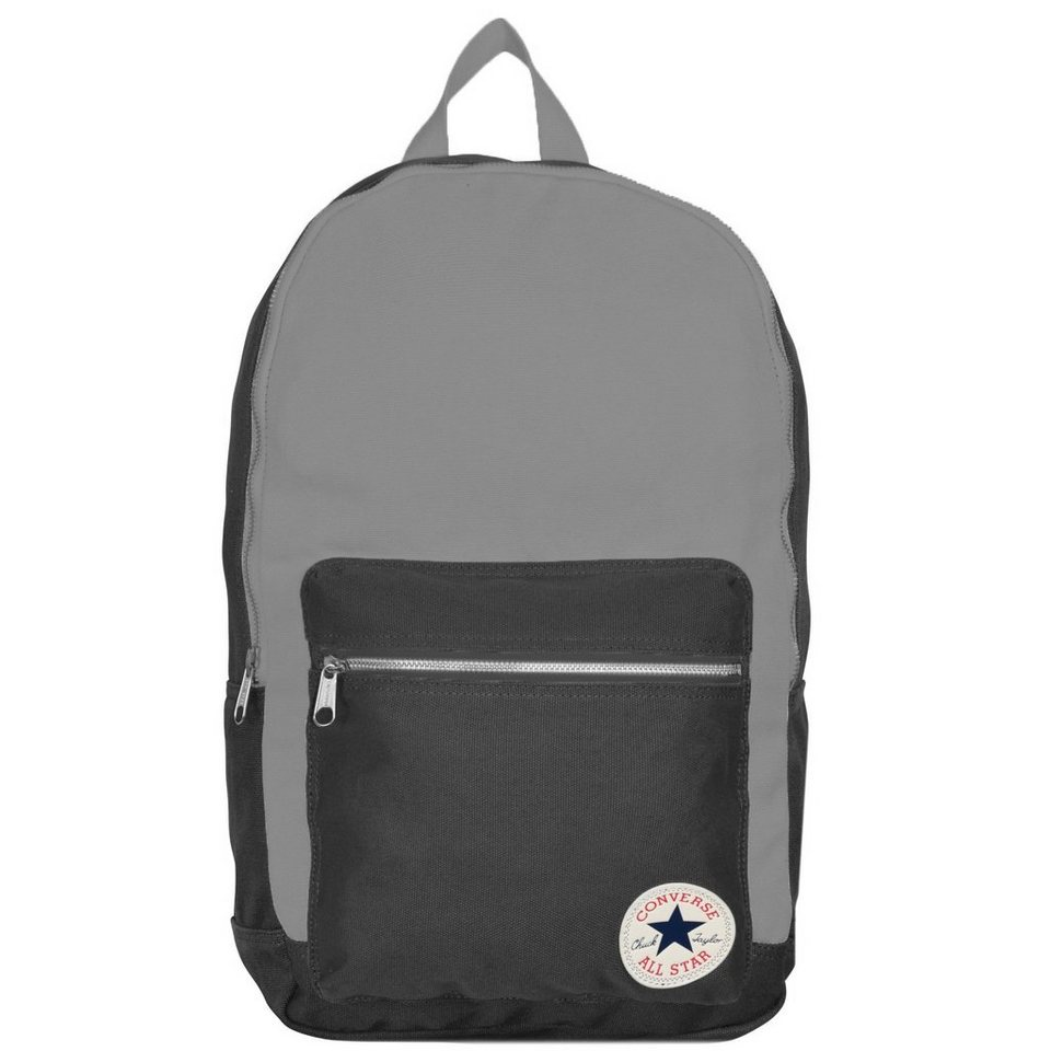 CONVERSE Core Plus Canvas Backpack Rucksack 45,5 cm in converse black-conve