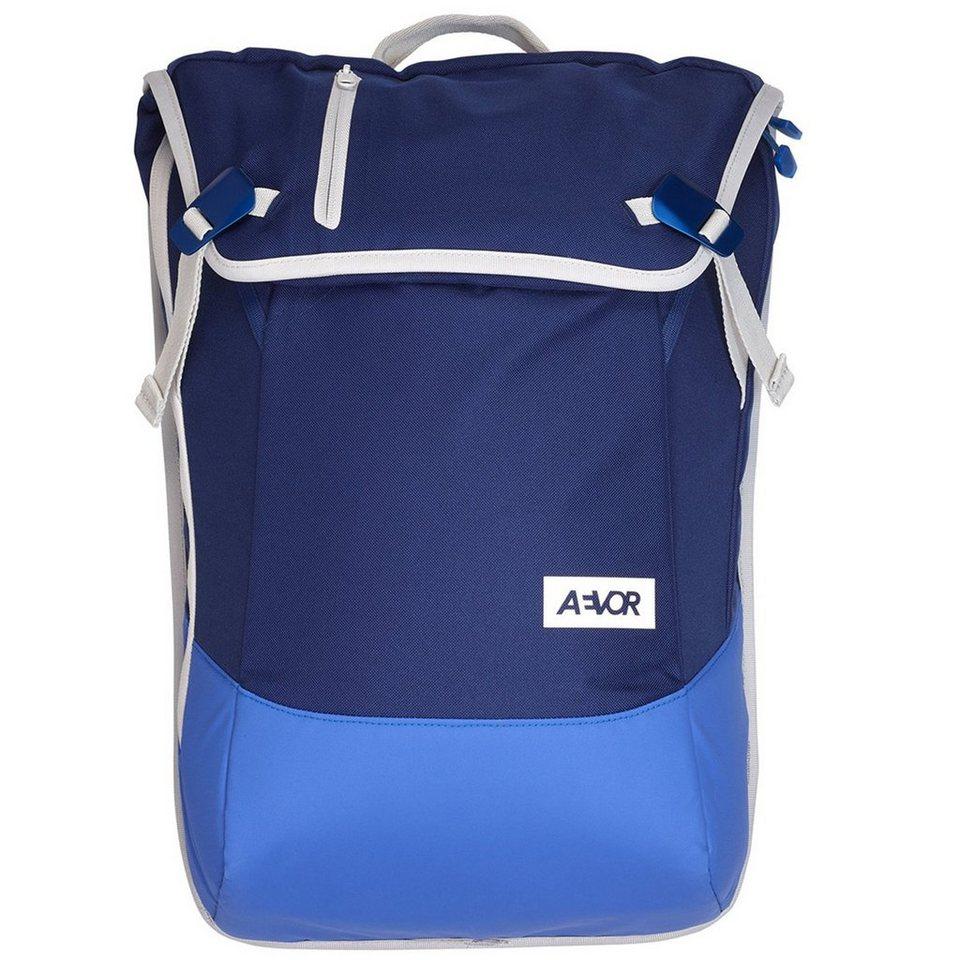 AEVOR Backpack Daypack Rucksack 48 cm Laptopfach in blue bird sky