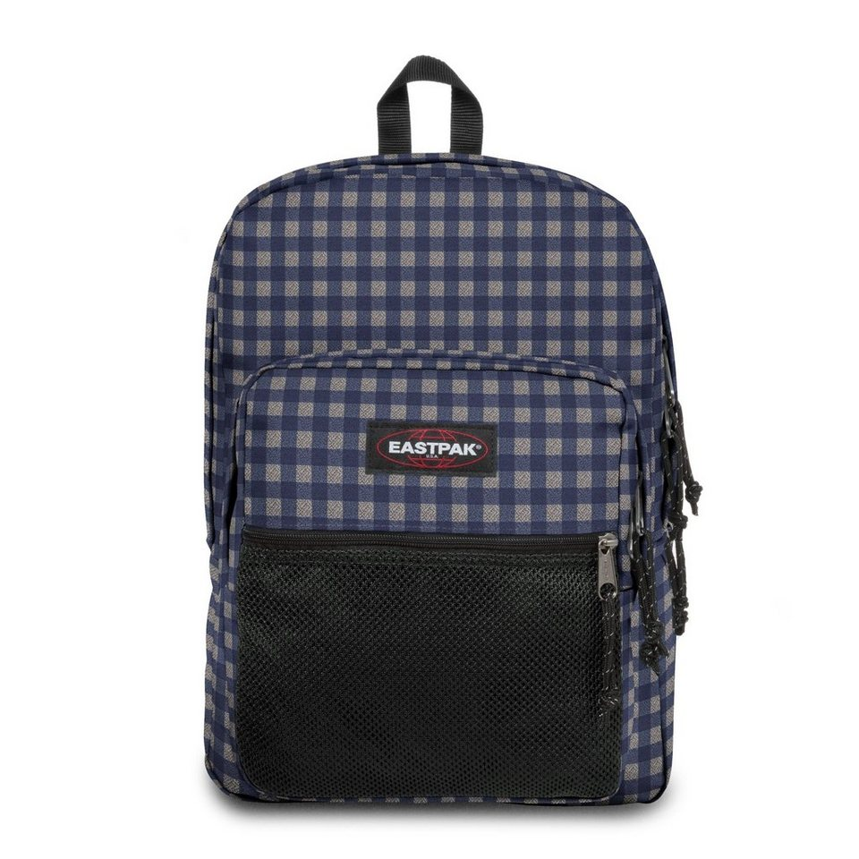 EASTPAK Authentic Collection Pinnacle 16 Rucksack 42 cm in checksange blue