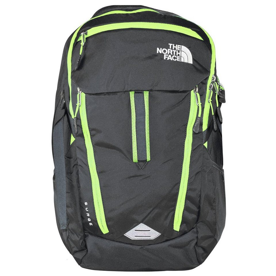 The North Face The North Face Outdoor Surge Rucksack 50 cm Laptopfach in spruce green - lante