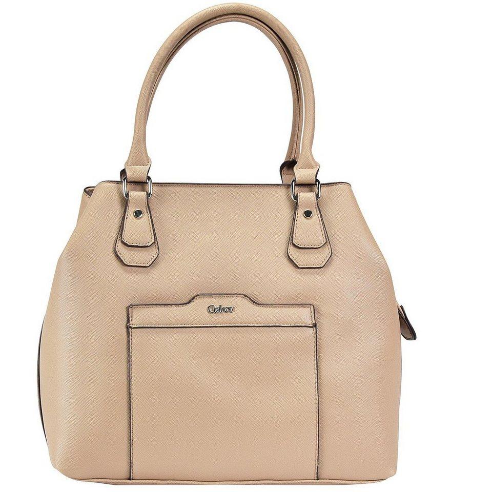 GABOR Alexis Shopper Tasche 40 cm in beige