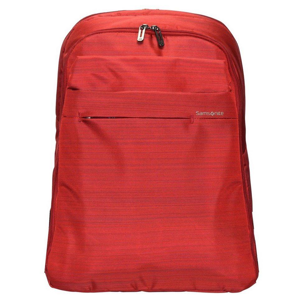 Samsonite Samsonite Network 2 SP Business Rucksack 42 cm Laptopfach in ruby red