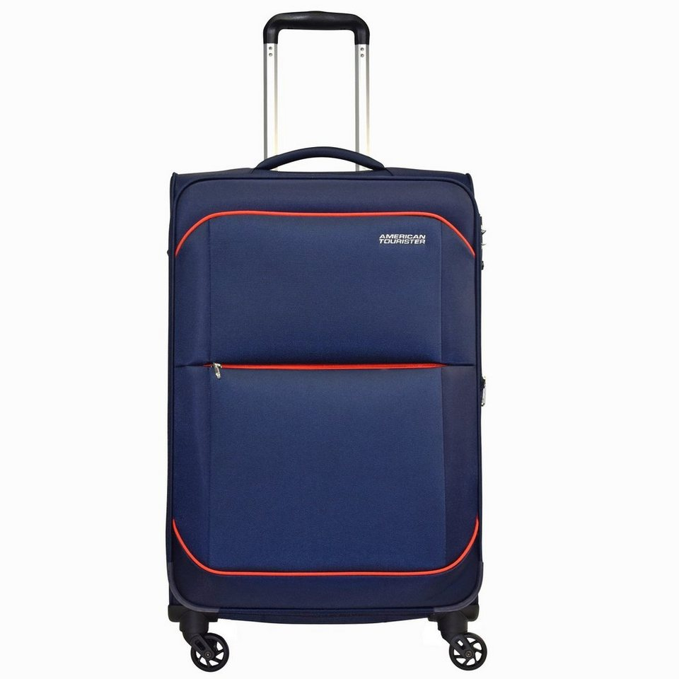 American Tourister American Tourister Sunbeam Spinner 4-Rollen Trolley 69 cm in nordic blue