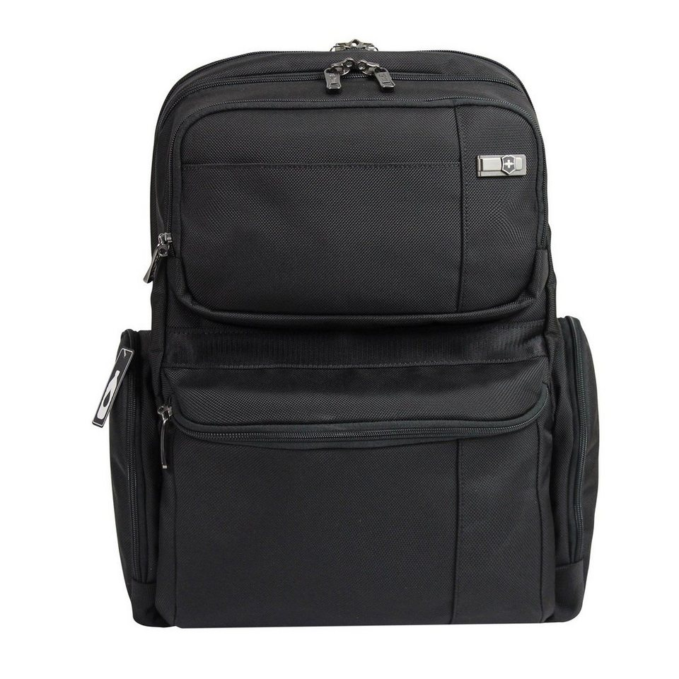 Victorinox Architecture 3.0 Business Rucksack 43cm Laptopfach in black