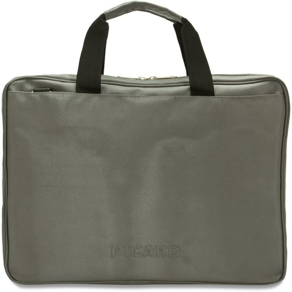 Picard Picard Notebook Laptoptasche 45 cm in anthrazit