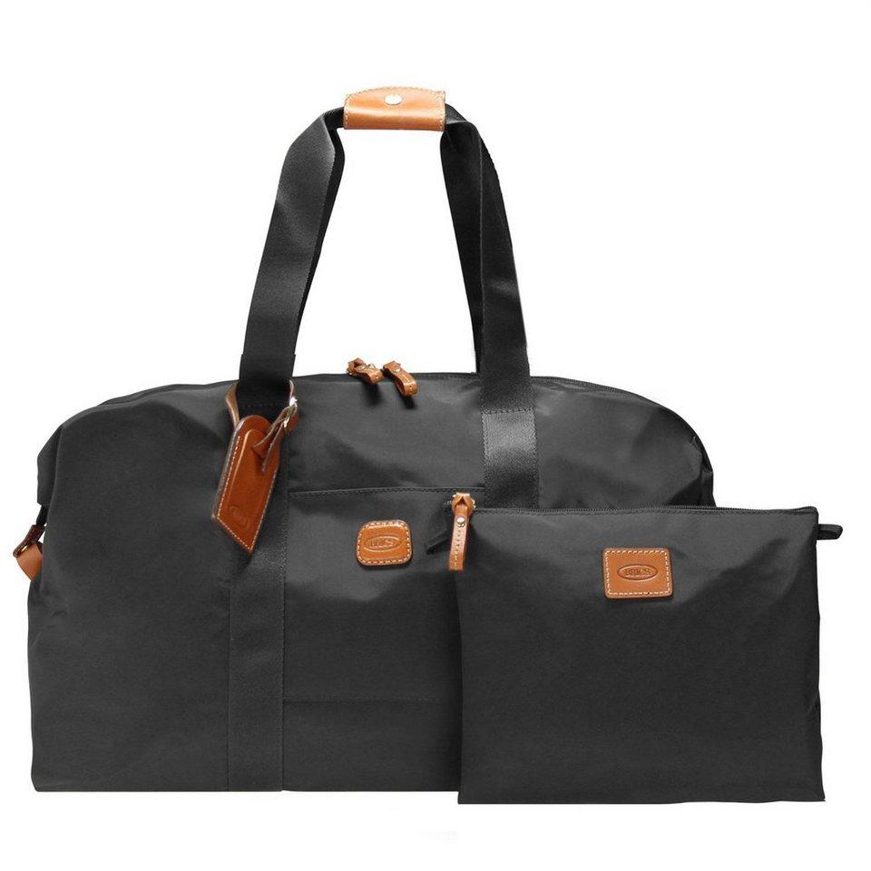 Bric's Bric's X-Bag Reisetasche 43 cm in schwarz/braun