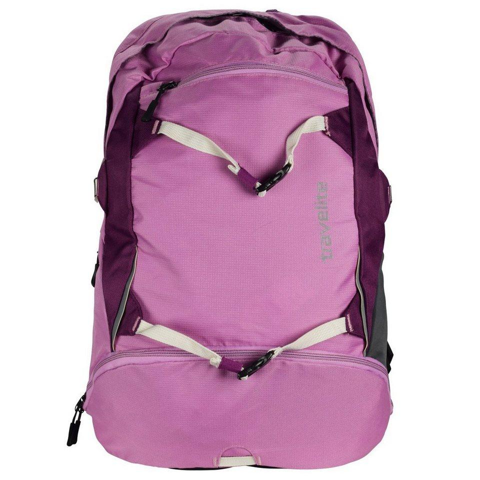 travelite Travelite Basics Rucksack 31 cm in fuchsia