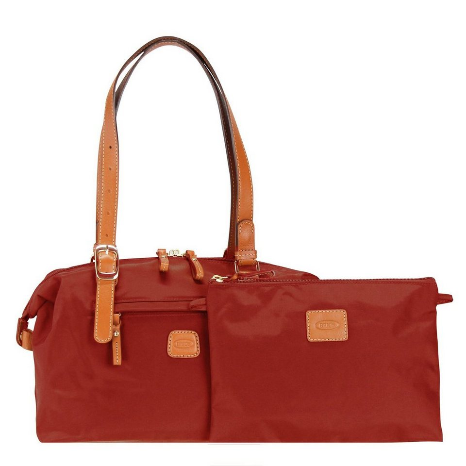 Bric's Bric's X-Bag Reisetasche 27 cm in red