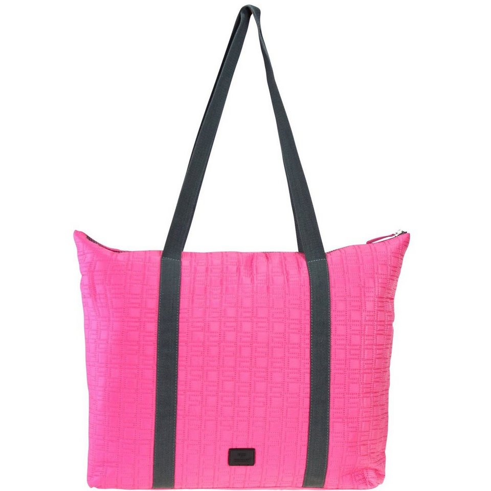 Friis & Company Friis & Company Taluna Everyday Bag Handtasche 50 cm in pink