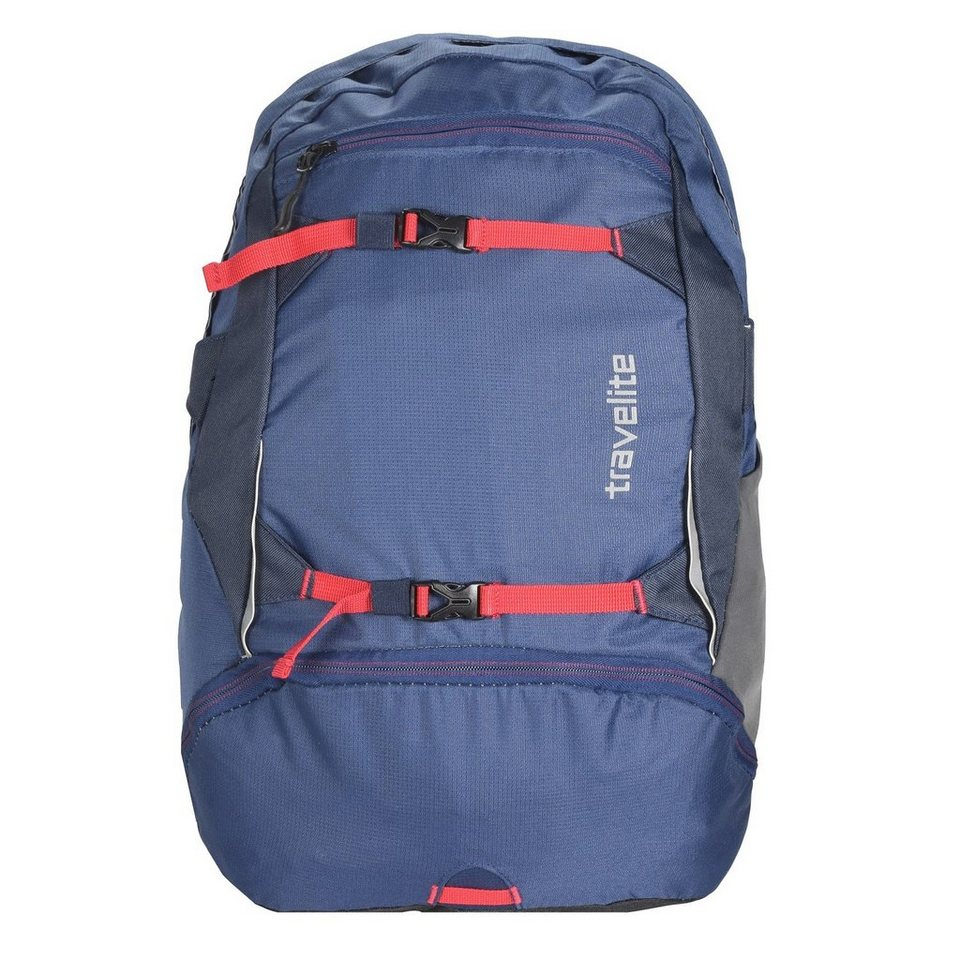 travelite Basics Rucksack 31 cm in navy