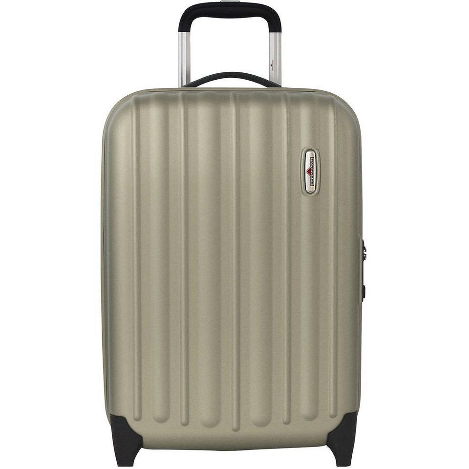 Hardware Profile Plus Cabin Size Kabinen-Trolley S 2-Rollen 55 cm in champagnerfarben