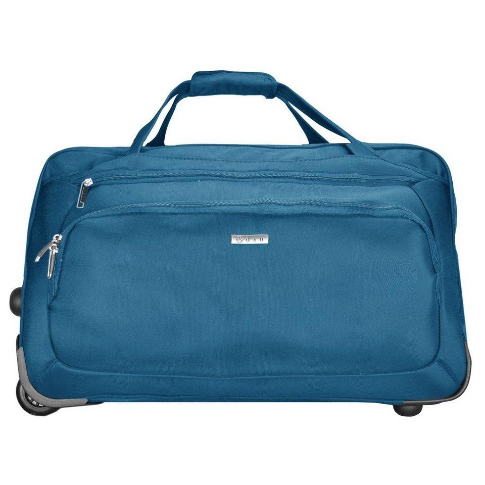 d & n Travel Line 7700 Rollenreisetasche 60 cm in petrol