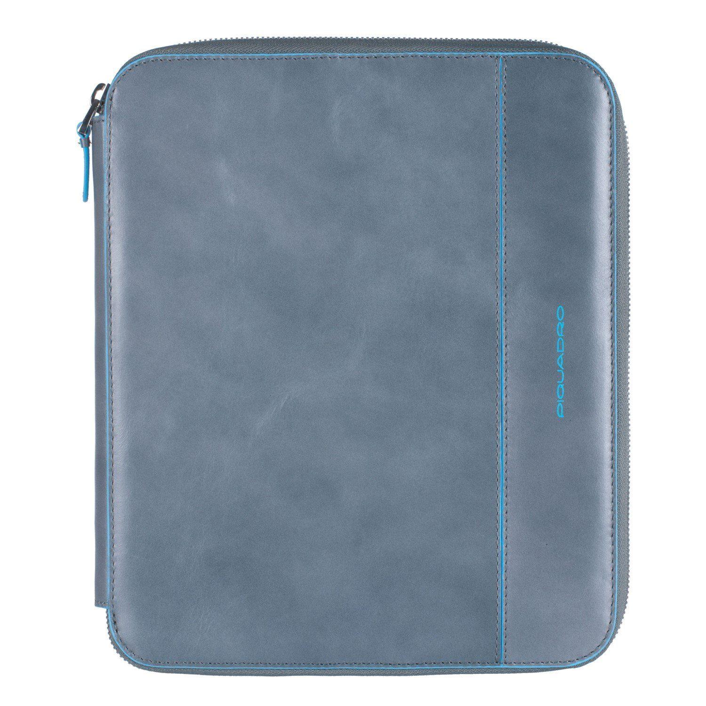 Piquadro Piquadro Blue Square iPad Hülle Leder 25 cm