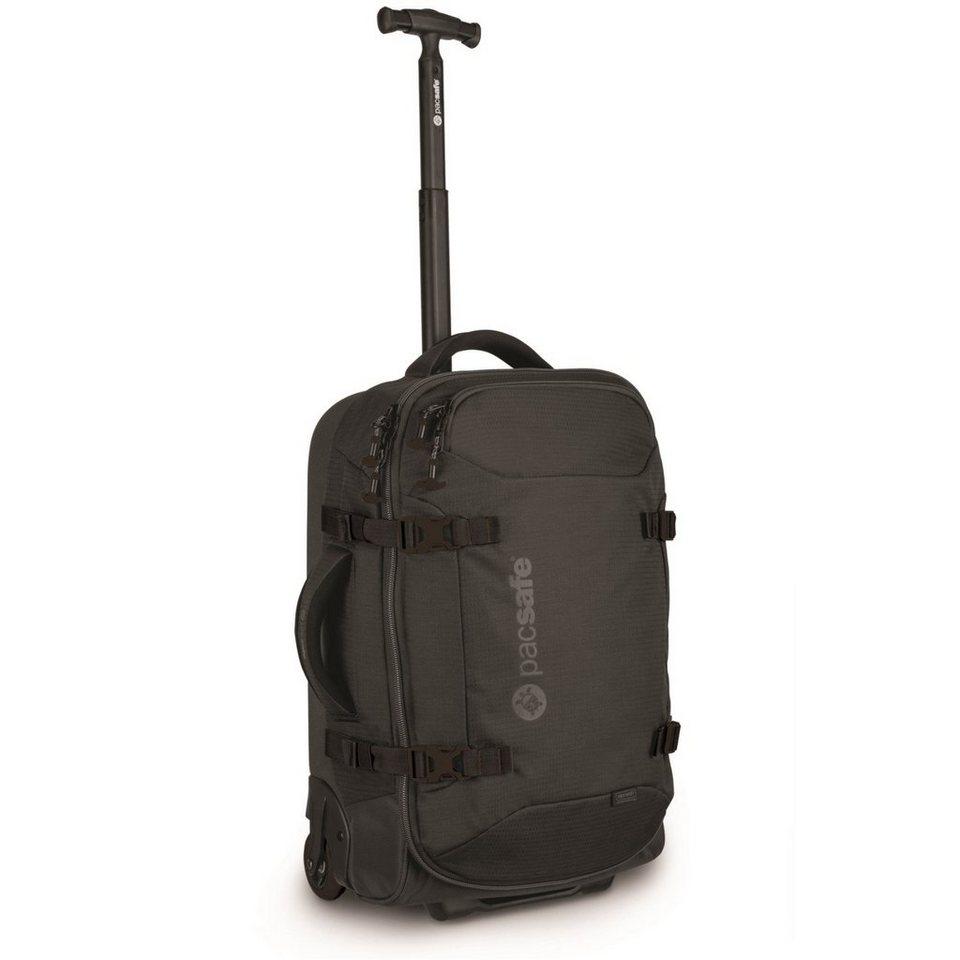Pacsafe Toursafe AT21 2-Rollen Reisetasche 55 cm in black