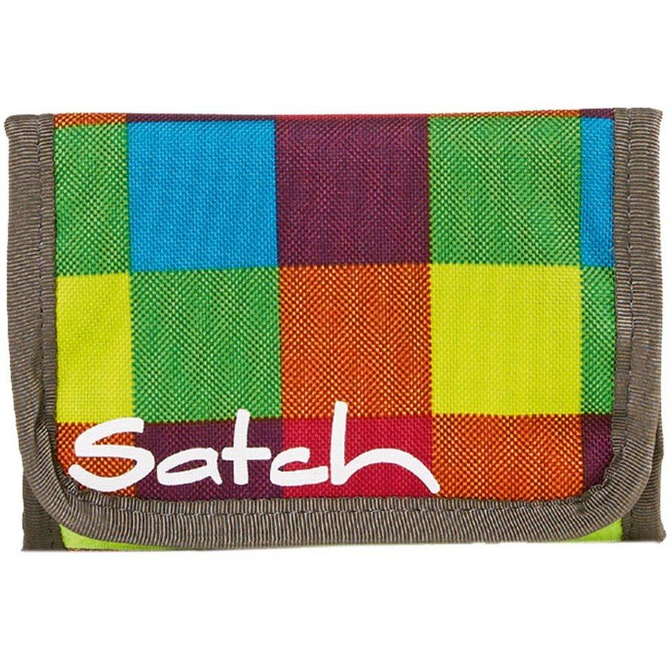 Satch Satch pack Geldbörse 13,5 cm in Beach Leach 2.0