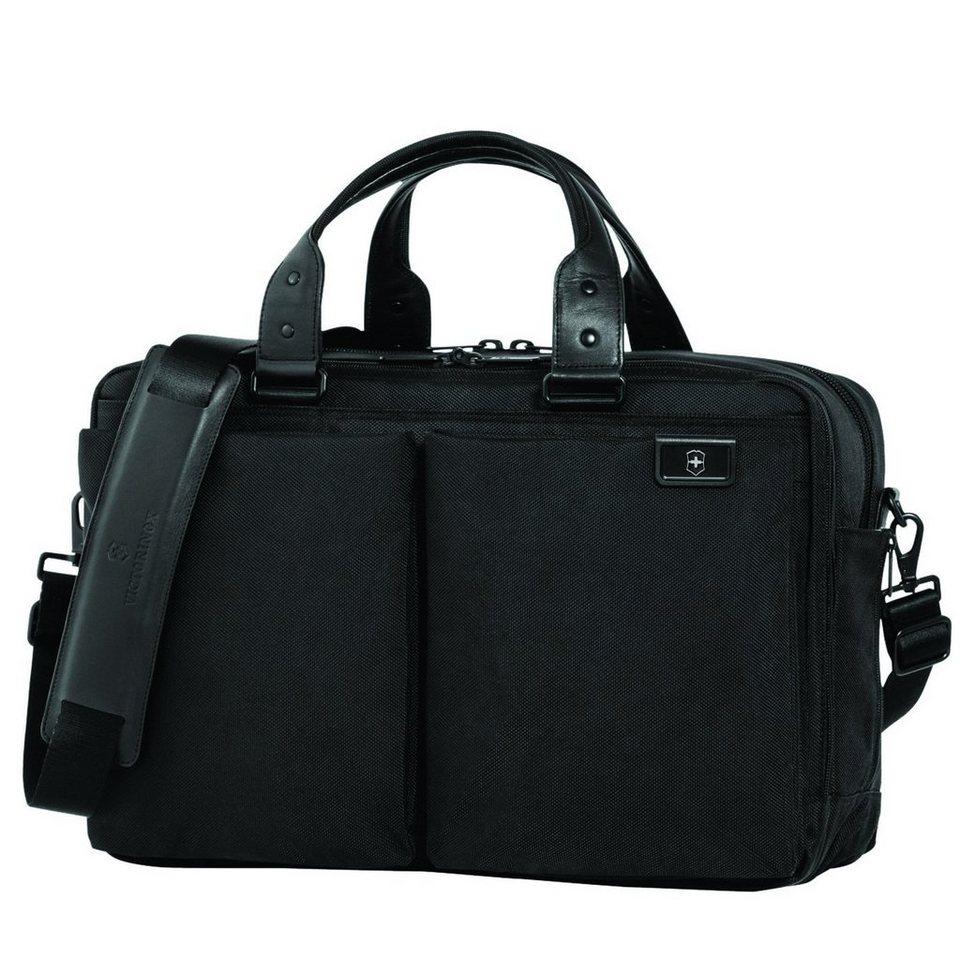 Victorinox Lexicon Valise Businesstasche 44 cm Laptopfach in black