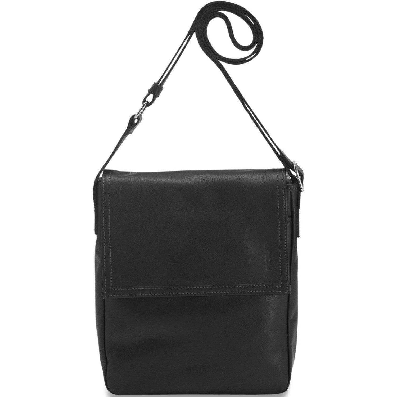 Outback Umhängetasche Damenhandtasche schwarz YG2mqTkFM