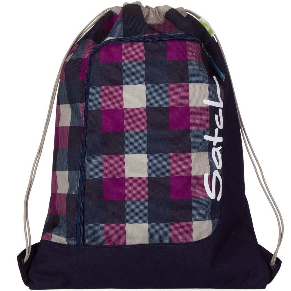 Satch Satch pack Sportbeutel Turnbeutel 35 cm in Berry Carry I