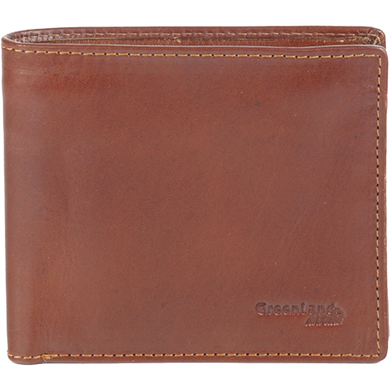 GREENLAND Rubin Geldbörse Leder 11,5 cm