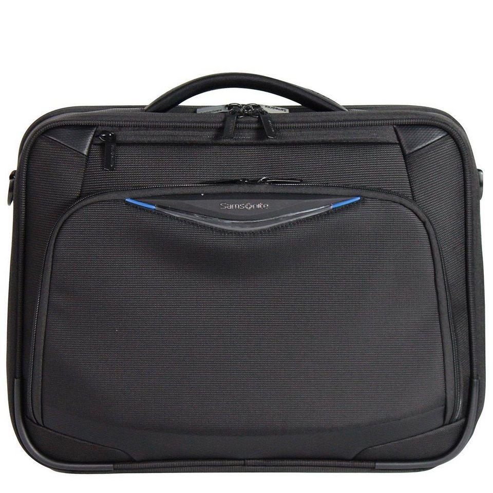 Samsonite Triforce Aktentasche 44 cm Laptopfach in black