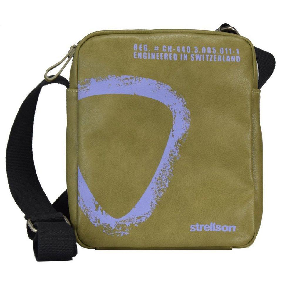 Strellson Paddington Umhängetasche 19 cm in light green