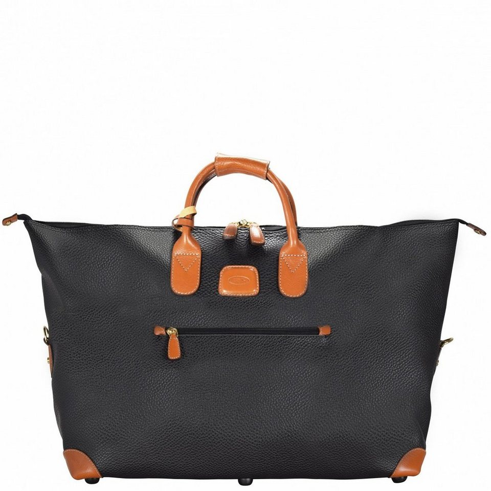 Bric's Bric's Magellano Reisetasche 43 cm in black/brown