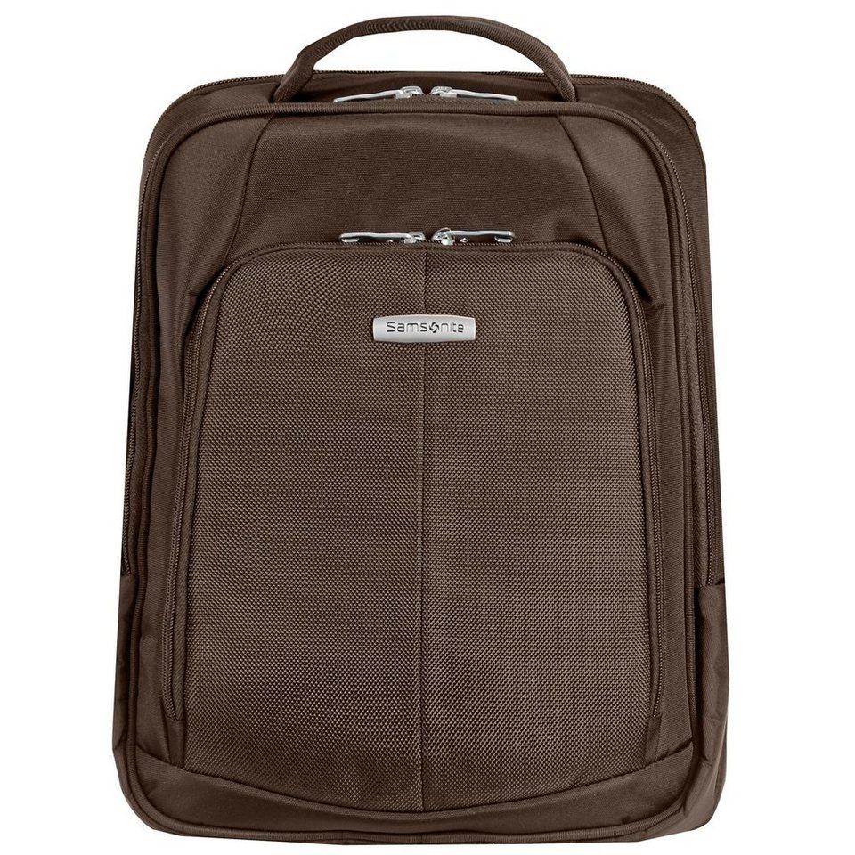 Samsonite Samsonite Intellio Backpack Rucksack 42,5 cm Laptopfach in dark brown